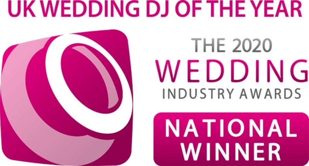 UK Wedding DJ Of The Year